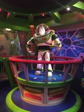 Disneyland Paris Buzz Lightyear