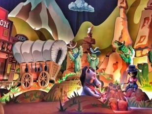Disneyland Paris It's A Small World 2