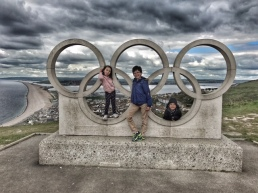 Weymouth Olympic Rings Portland
