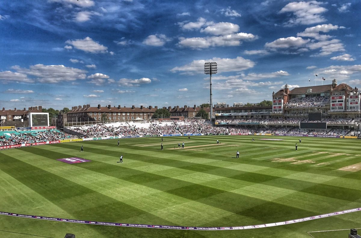 Cricket and cake: A birthday party at the Oval