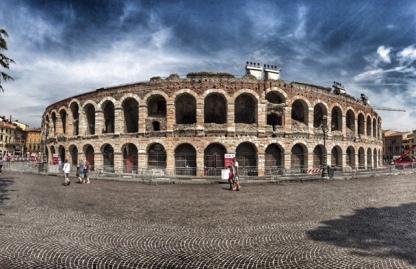 Summer holiday 2017 Verona Arena